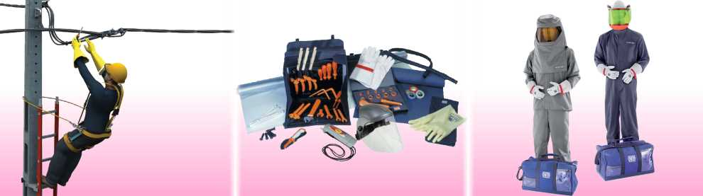 catu electrical safety equipment product range