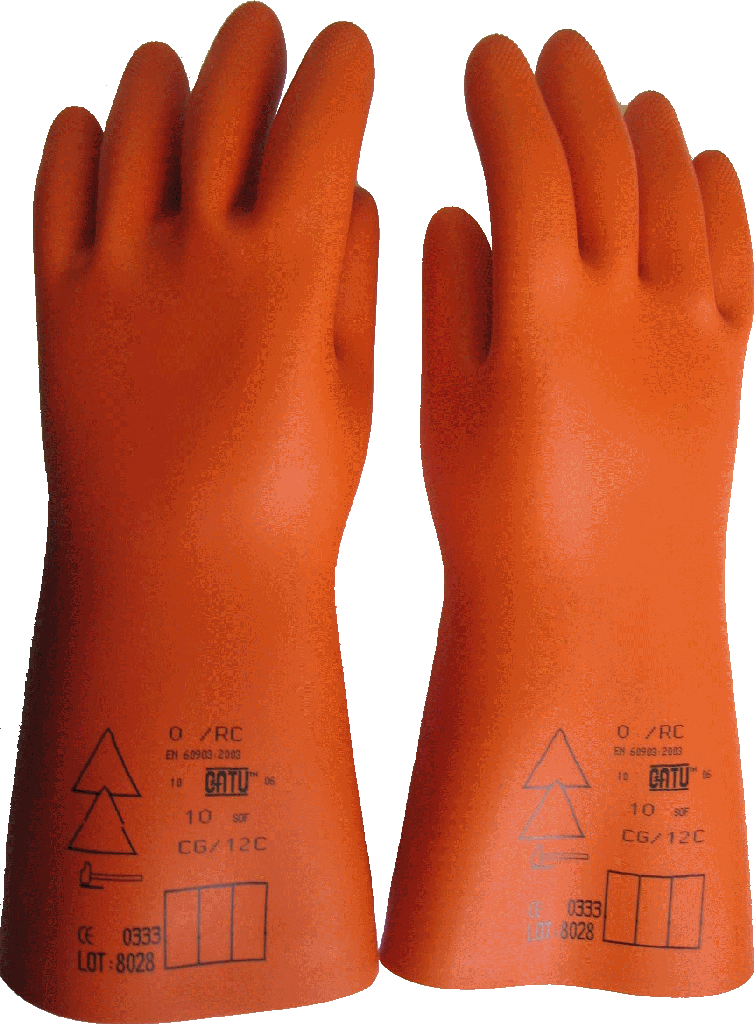 CATU Dexteri+ Insulating Composite Rubber Gloves