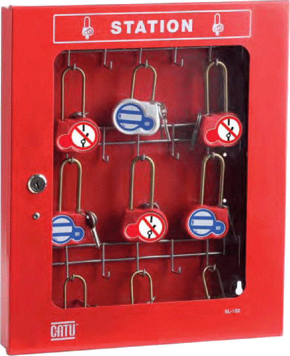 CATU Lockout and Tagout Products