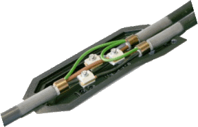 ISP Low Voltage Resin Cable Jointing Kits 600/1000volts